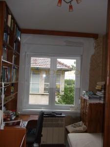 XII.kerület Felső tokos redőnyös ablakcsere