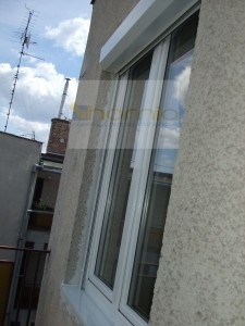 Műanyag ablak+redőny 4