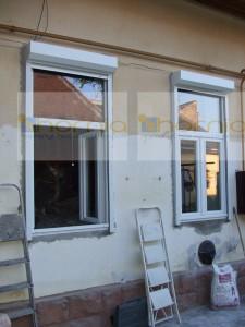 IV.Osztott ablak-alul kétszárnyas