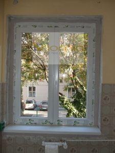 Műanyag ablak 25