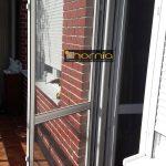 Nyíló(zsanéros) szúnyogháló ajtó
